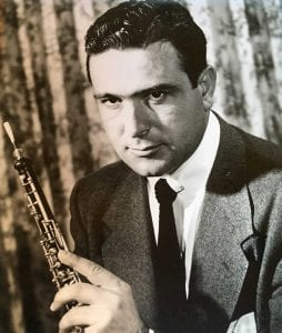 Joseph Rizzo, First Oboist with the New York Philharmonic